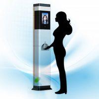 Hand Sanitization Kiosk